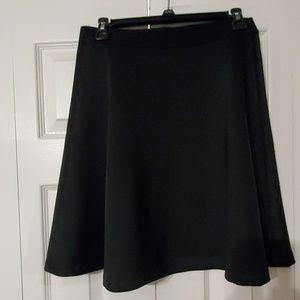 Worthington Petite Mini Flared Skirt. Sz. PM